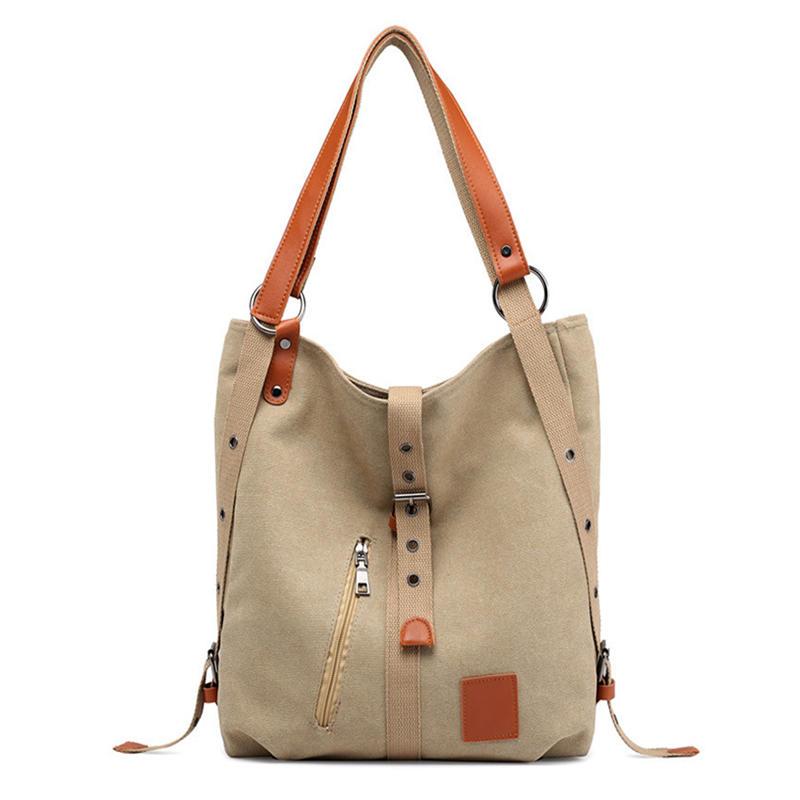 women bag New multi functional shoulder bag Inclinedfashion casual hand bags tote bag Casual Tote
