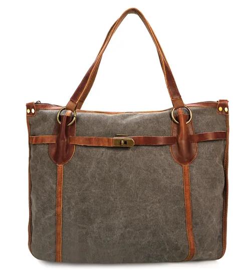 Wholesale Simple Daily Use Handbags Travel School Shoulder Bag
