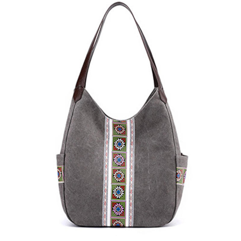 Canvas Bags for Women Canvas Tote Bag women's Handbags Ladies cotton Hand Bag Bolsos Mujer High capacity Lady Shoulder Bag