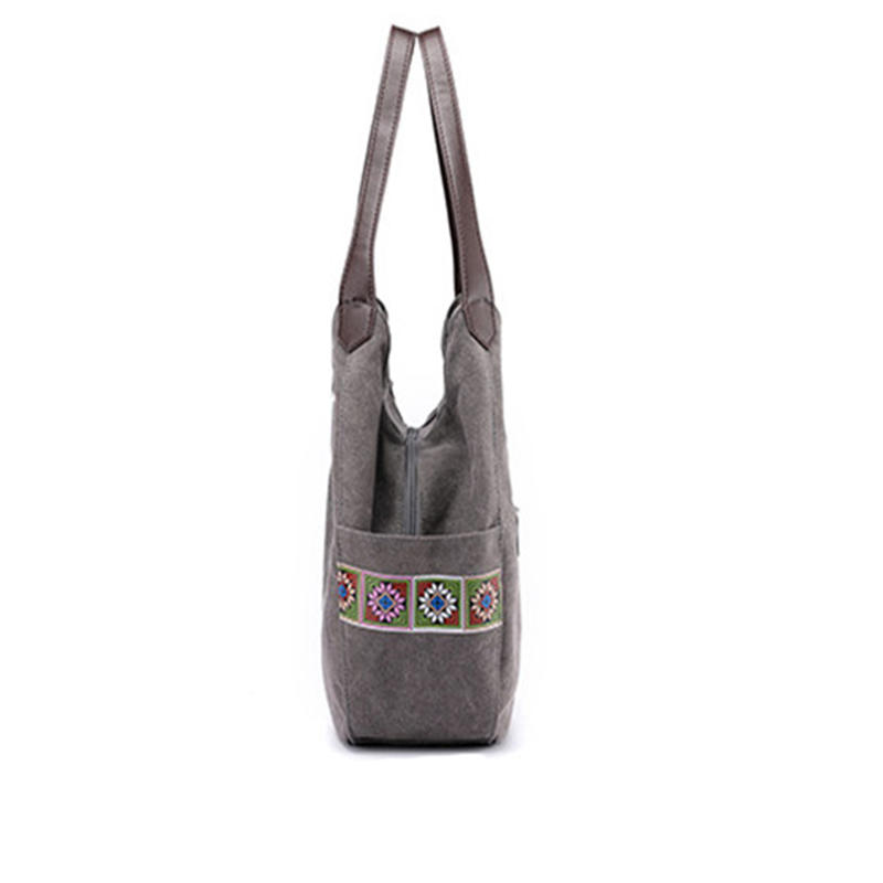 Canvas Bags for Women Canvas Tote Bag women's Handbags Ladies cotton Hand Bag Bolsos Mujer High capacity Lady Shoulder Bag