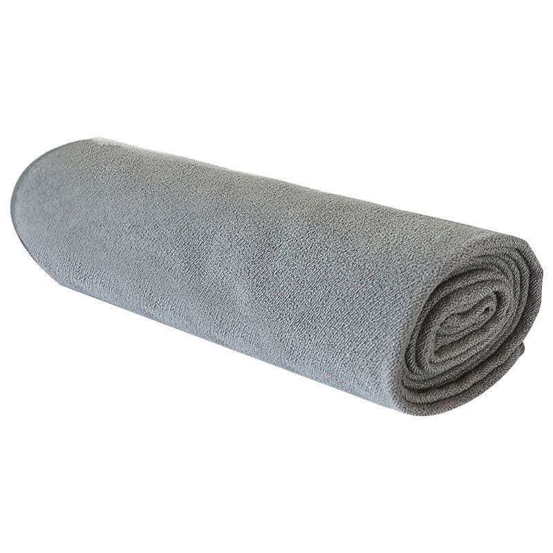 Women's non slip and sweat absorbing portable machine washable towel mat professional rest blanket Yo