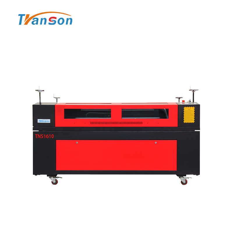 90W 1610 W2 organic glass Laser Engraving and Cutting Machine