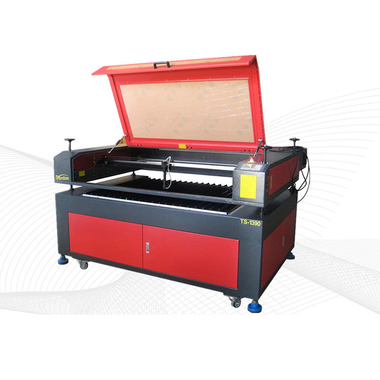 New Modules Designed Transon Laser 0~20mm Acrylic MDF cutting Laser Cutting Machine Eastern TS1060 Separated style
