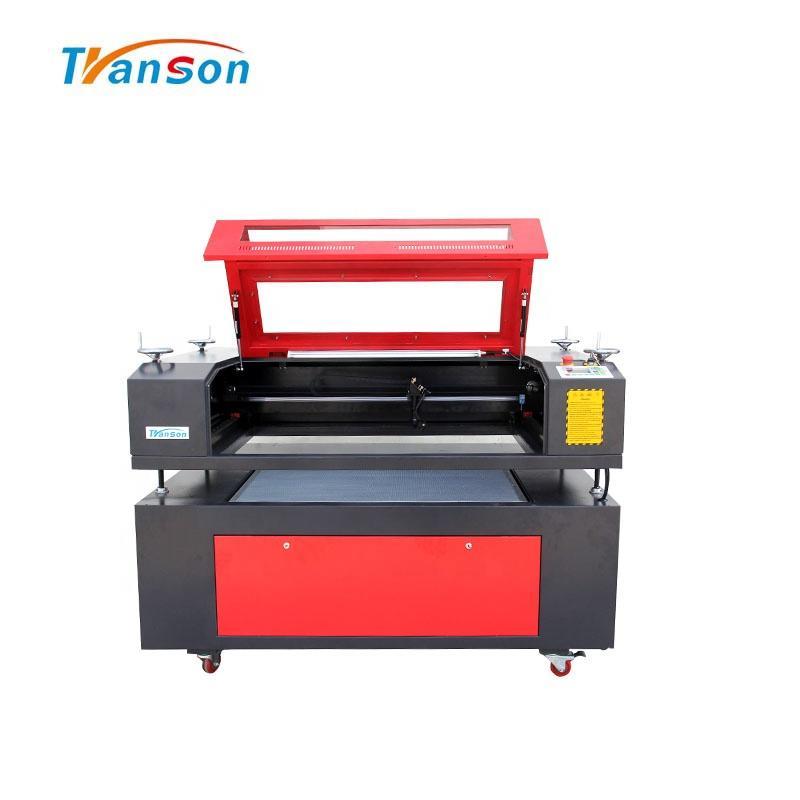 CO2 Cutting Stone TNS1390 Headstone Laser Engraving Machine Lifting Mode