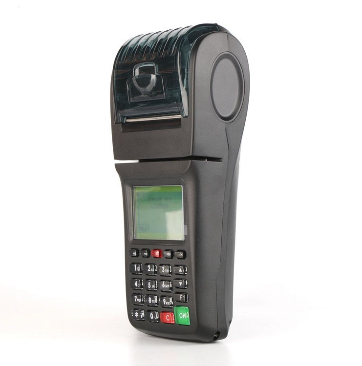 Factory SIM Card WIFI Bet pos Hand held smart terminal with printer
