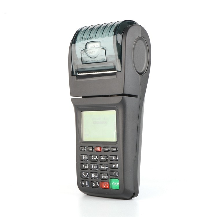 All in One POS Solution for Food Takeaway Orders , 3G GPRS /WIFI Billing machine with Thermal Printer