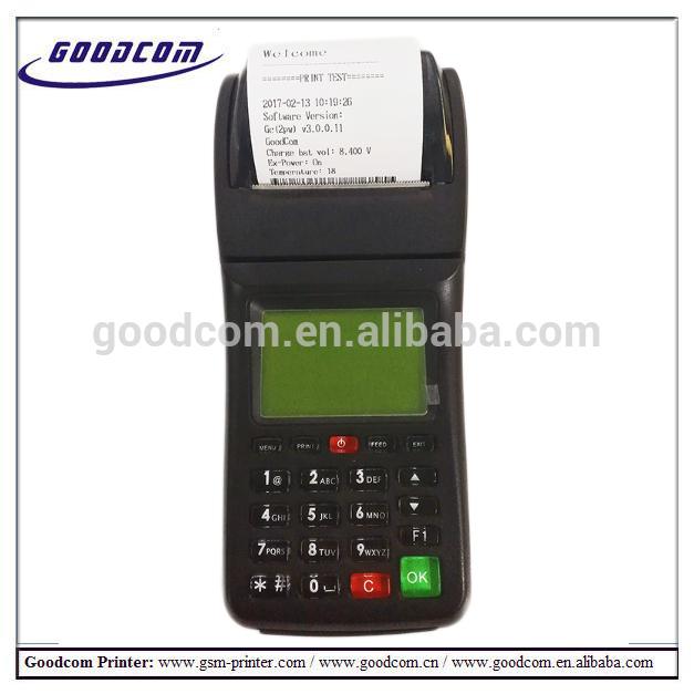 GOODCOM GT6000SW Wifi Wireless Printer Supports Wifi / GPRS / SMS / USSD / STK for point of sales system