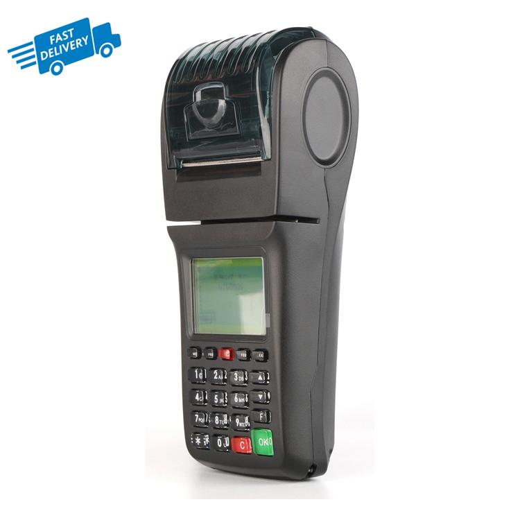Mobile GPRS WIFI Lottery Vending POS Machine Ticket Printing POS Machine