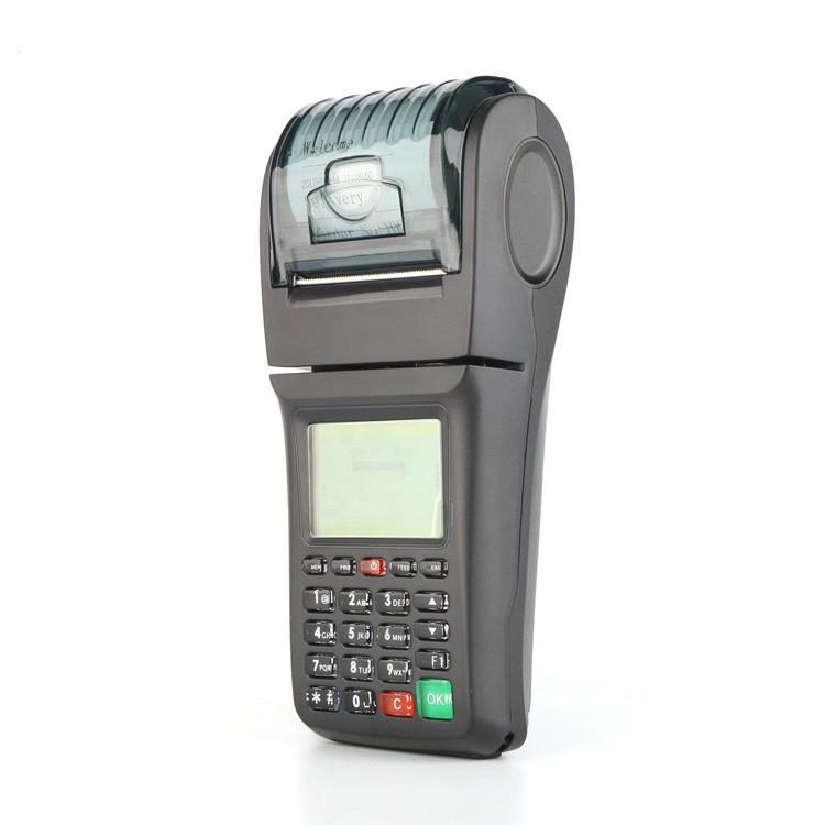 Goodcom 58mm mobile POS terminal , 3G WIFI Printer For Car Parking payment