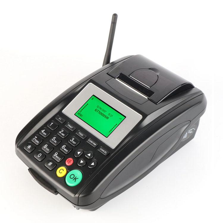 WIFI GPRS SMS POS Online Email Food Order Print Pos Thermal Receipt Printer