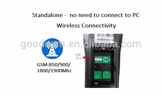 GOODCOM GT6000SW WIFI Thermal sms Printer for Restaurant online orders,Bill payment or Email orders
