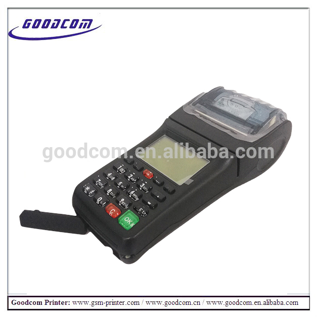 handheld POS Printer supports WIFI and GSM Sim Card Thermal Printer for Restaurant online orders,Bill payment or Email orders