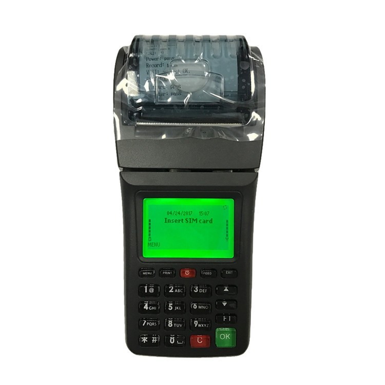 Handheld WIFI POS Printer Email Order Printer Support POP3 Protocol to Print Orders from Email