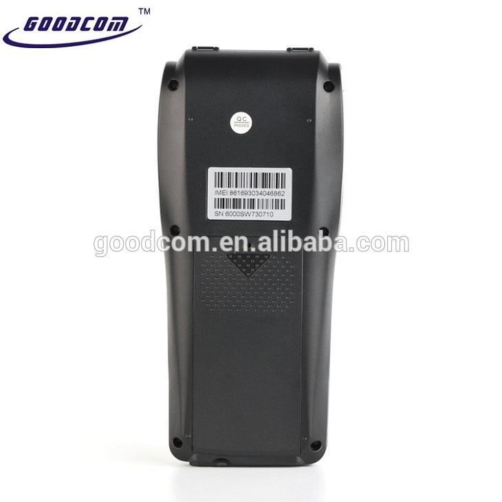 GOODCOM GT6000SW Wireless Lottery Ticket Print Pos Machine with WIFI and SIM Card
