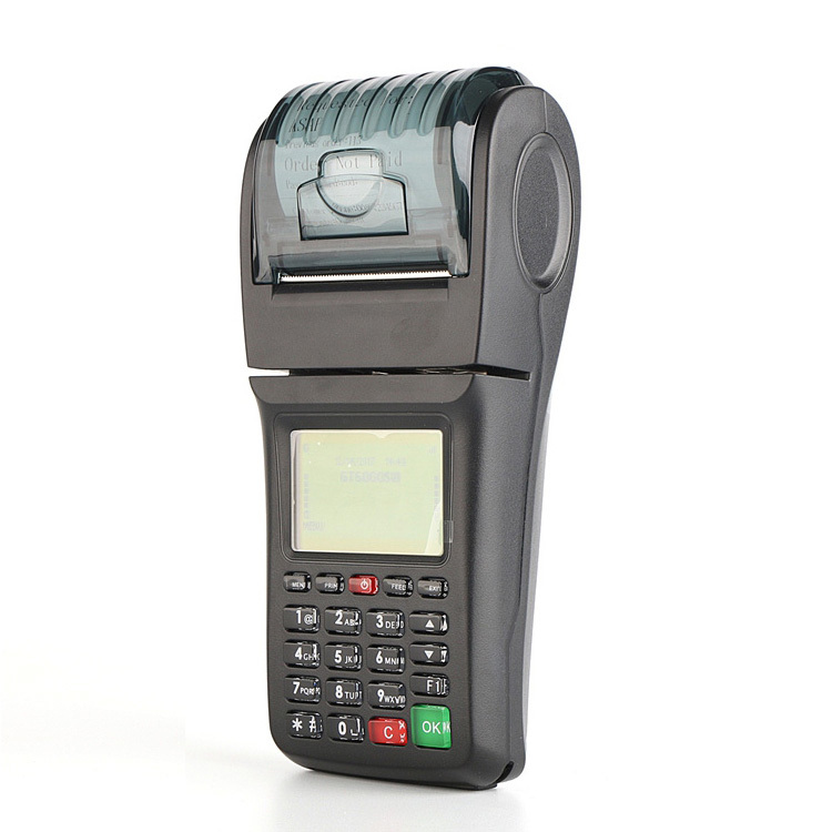 Handheld GSM SMS/GPRS Wifi Printer Thermal Email Printer
