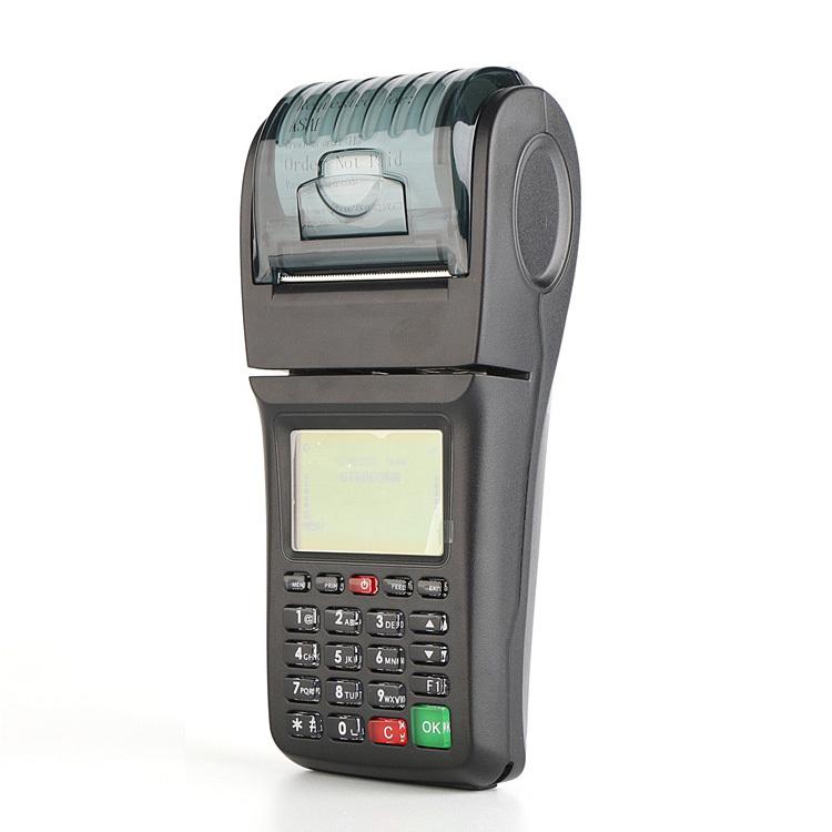 Handheld GSM SMS/GPRS Wifi Printer Thermal Email Printer