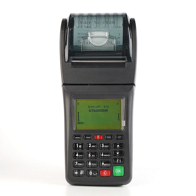 Hot 3G Type POS Thermal Printer with WIFI ability For Online Ordering and Take away