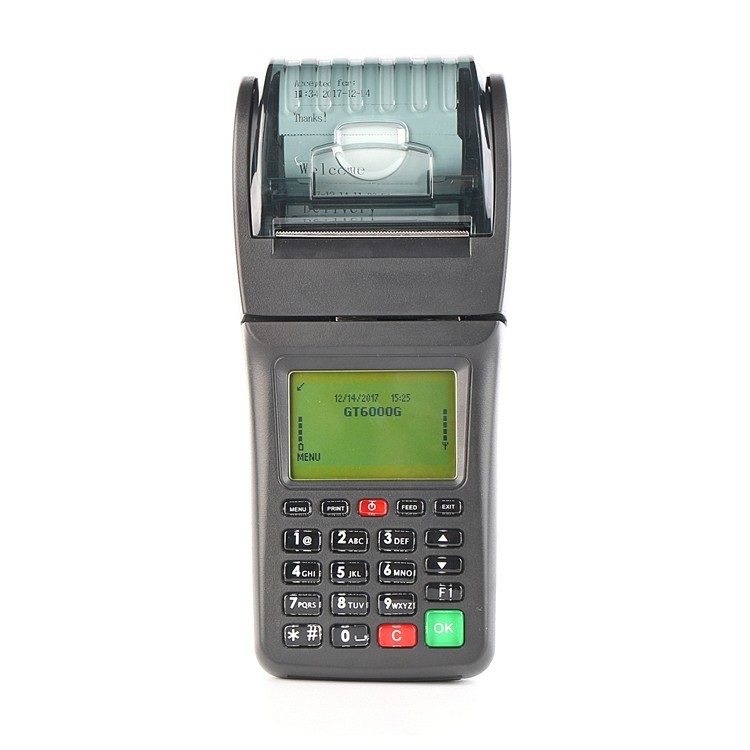 Portable WIFI 3G thermal Printer, handheld pos receipt printer for food take aways, Lottery,etc..