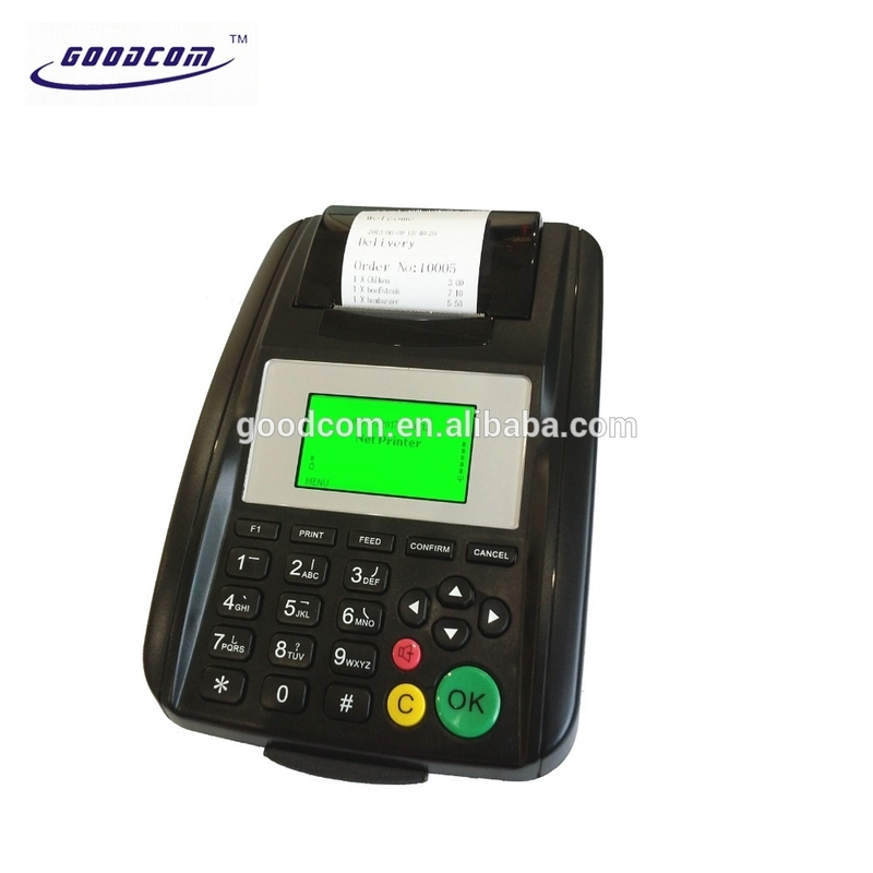 WIFI Lan Type Wireless Restaurant Online Printer supports printing Email Orders from any POP3 email