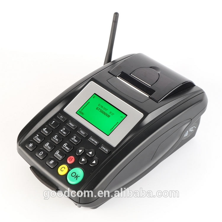New Arrival QR Code POS Terminal for Bus Ticketing,Parking or Lottery