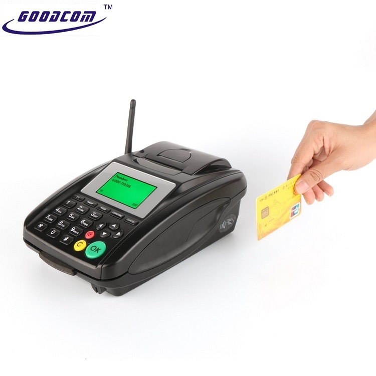 GOODCOM Cheap Wireless Thermal Receipt Printer For Printing POPS Email Orders can DIY Logo