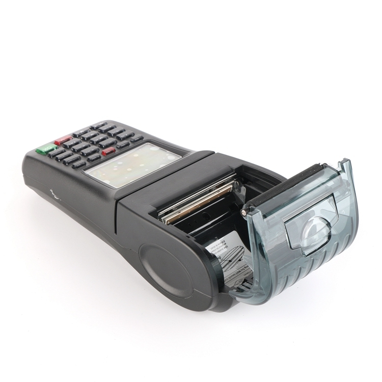 Cheap Handheld POS Restaurant Machine GPRS WIFI Thermal POS printer with Software