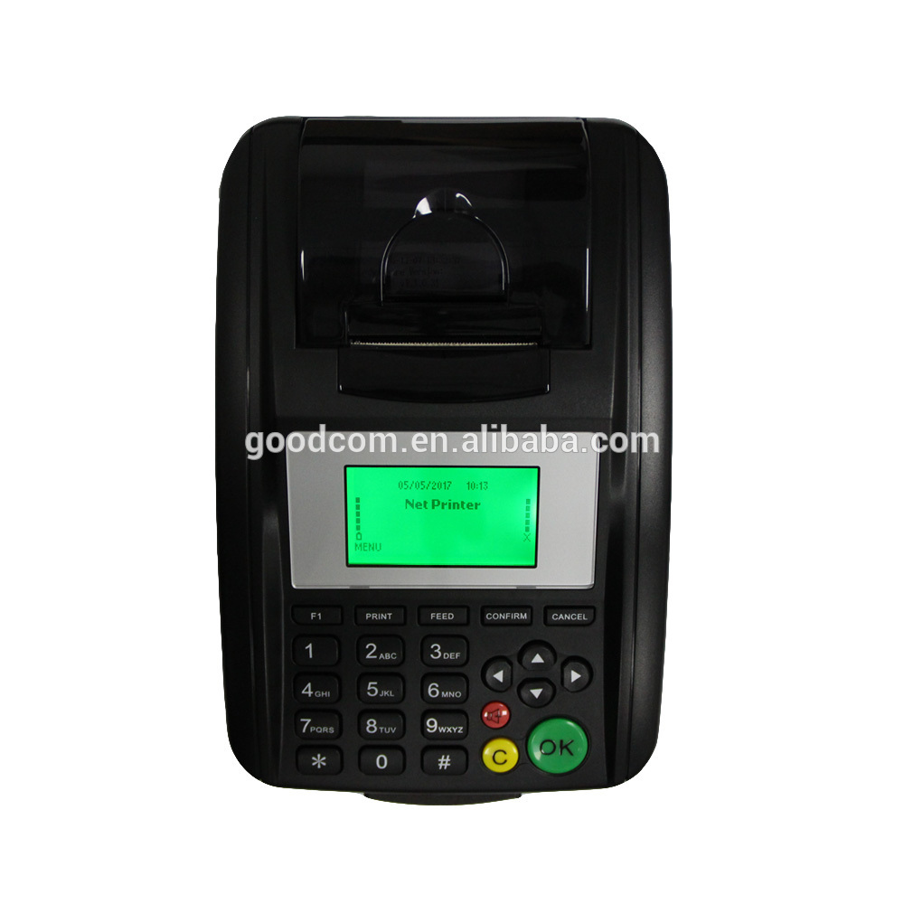 POP3 LAN and WIFI Thermal Receipt Printer for printing Email order