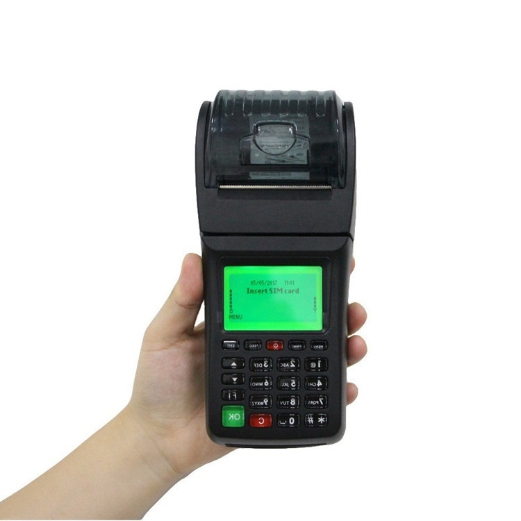 POS Thermal Enbed Receipt Printer for Restaurant & Hotel Booking