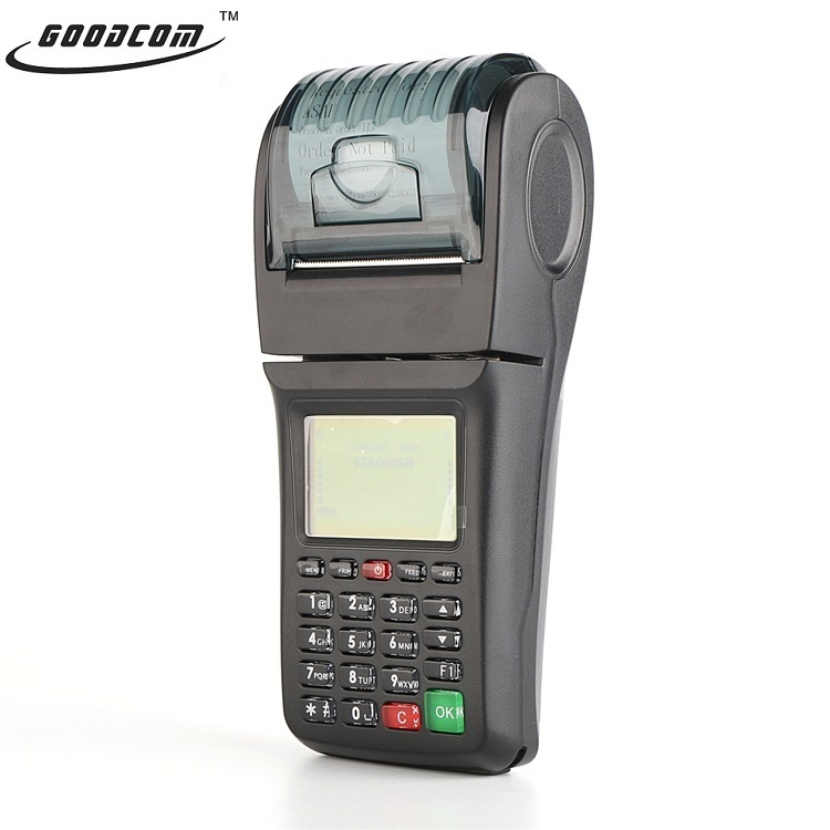 GOODCOM WIFI Portable Handheld Terminal Printer For Restaurant Online Ordering APP