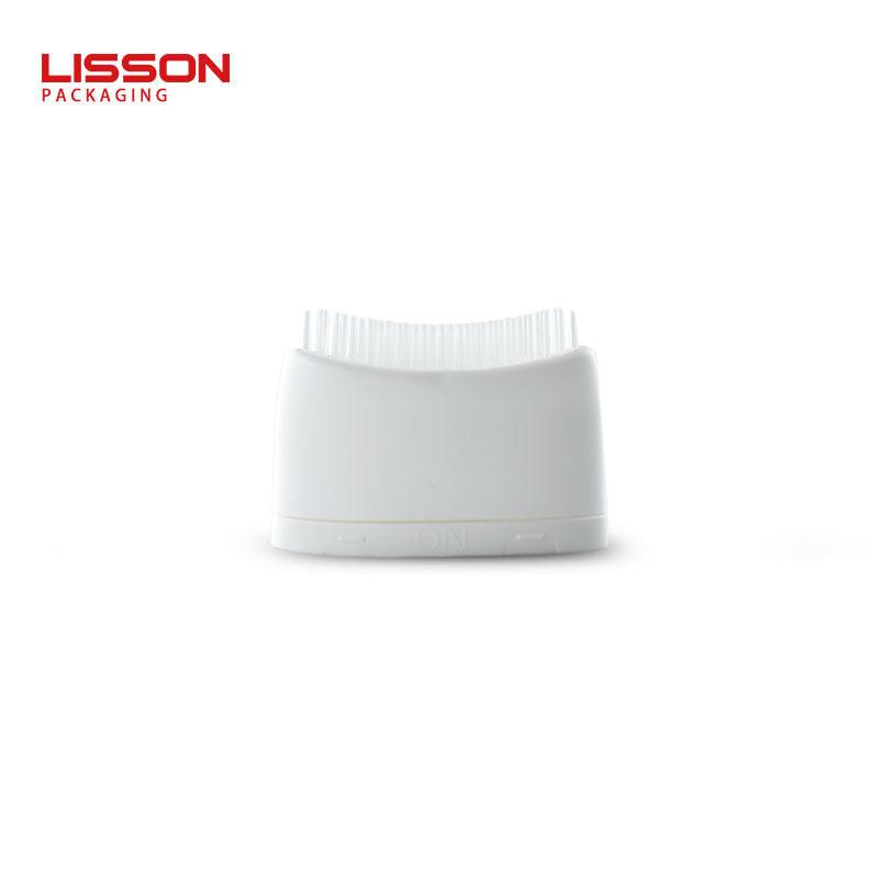 New arrival 120ml empty custom soft brush comb hair massage tube packaging