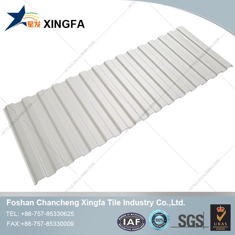 28 gauge corrugated steel metal roof sheeting for sale
