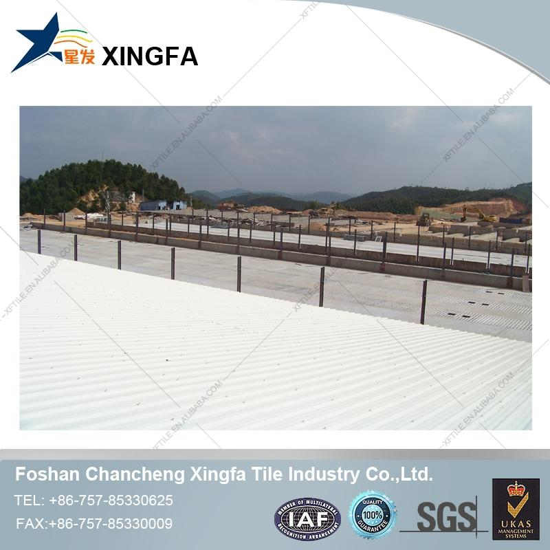 upvc roof factory/heat resistant roofing sheets/plastic roofing tile
