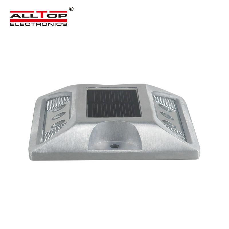 ALLTOP High lumens spike light outdoor waterproof lighting led reflector solar road stud