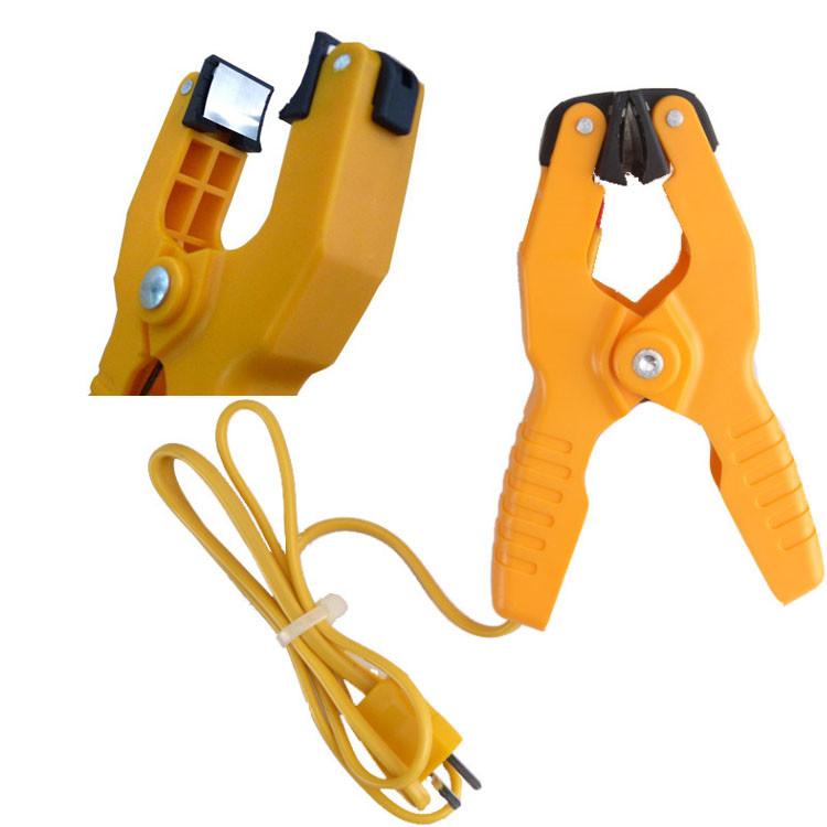Lead wire K-type Temperature Diagnostic-tool Pipe Clamp Thermocouple Probe Sensor
