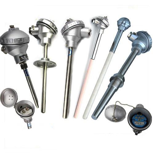 Thermocouple thermometer B S K N E J T type Pt100 Rhodium Platinum