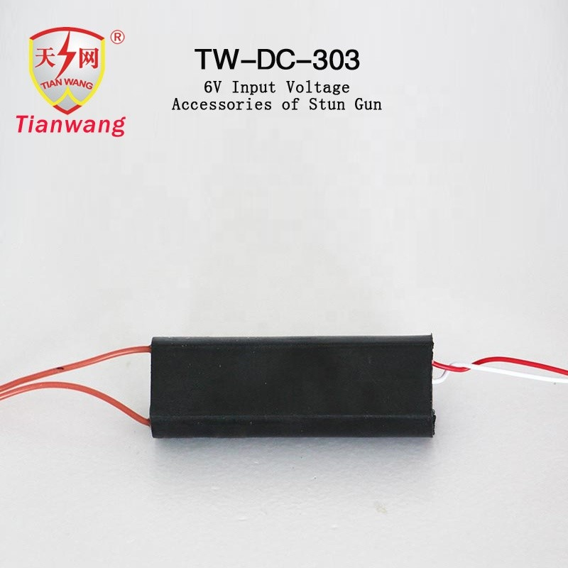 DC 3.7V to 30KV Flyback Transformer for Electric Shock Device