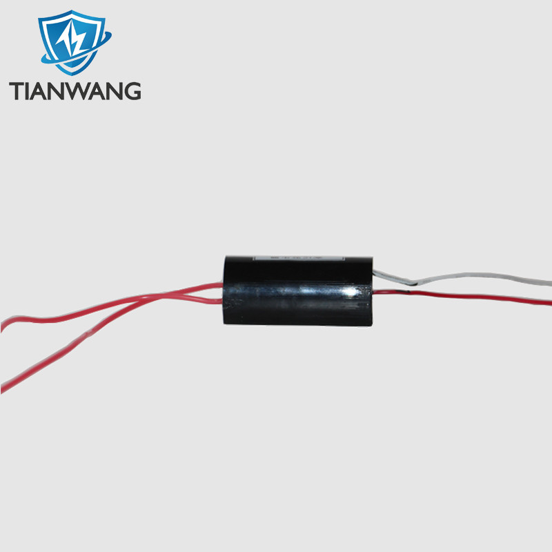7.2V 33KV cylindrical high voltage generator pulse ignition coil inverter 2cm arc