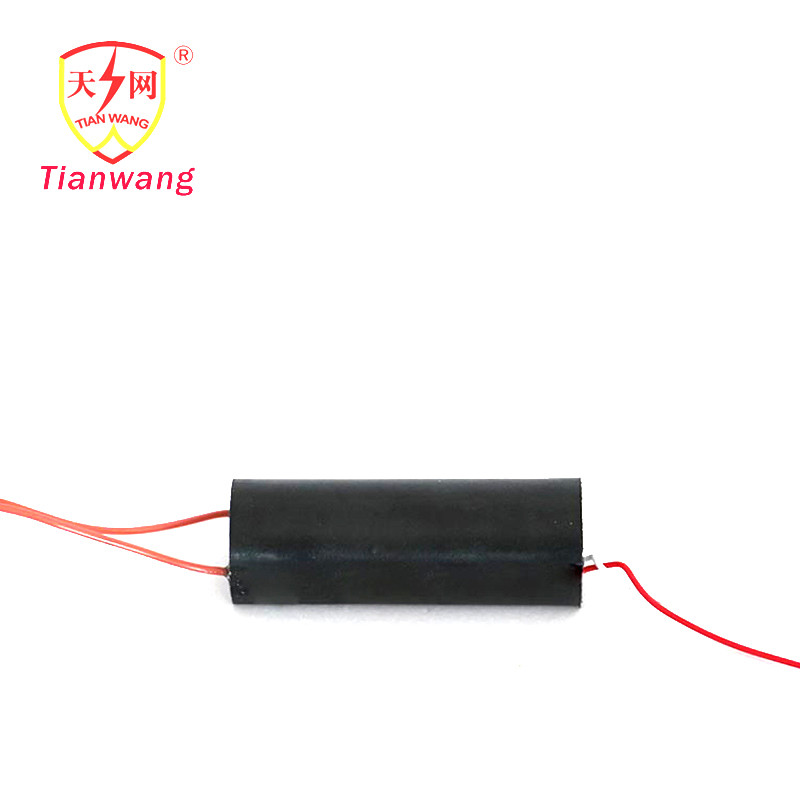 DC 6V to 30kV Step Up Flyback Transformer High Voltage Converter For Electronic Shock Device