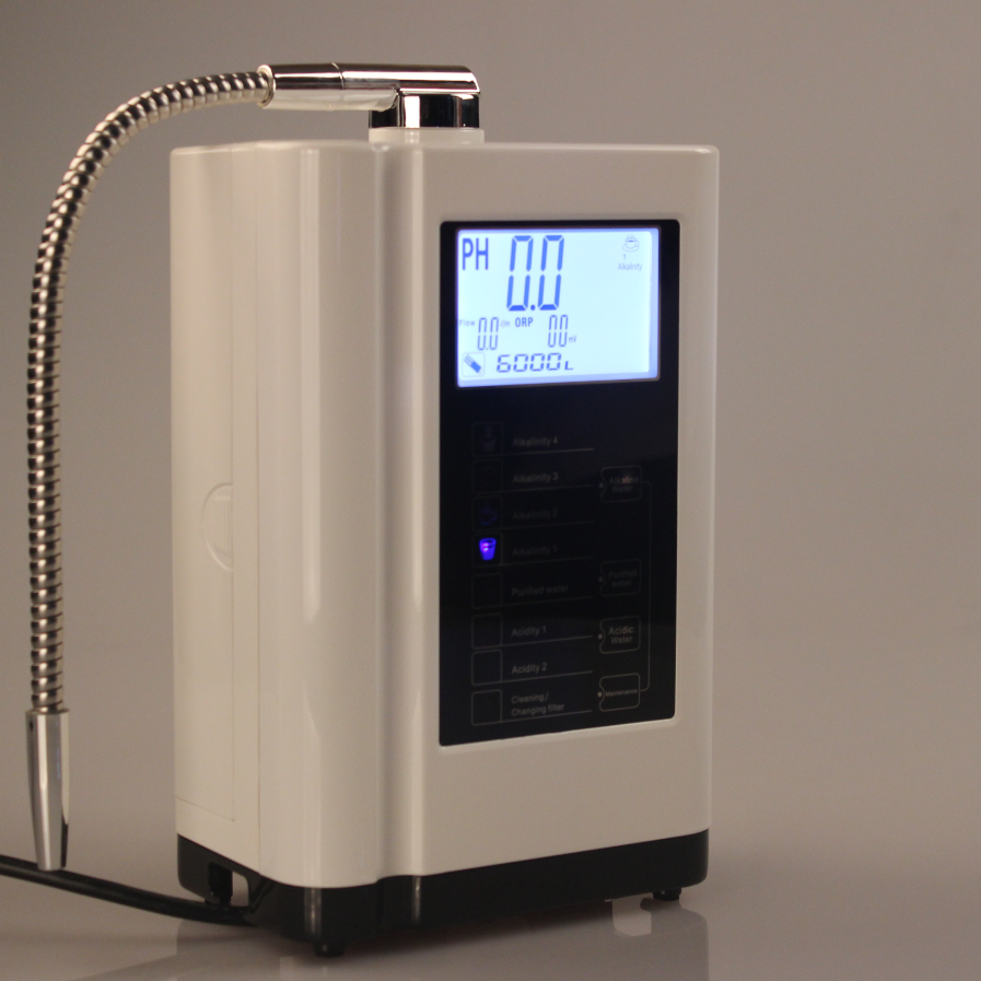 High concentration electrolysis hydrogen water machine