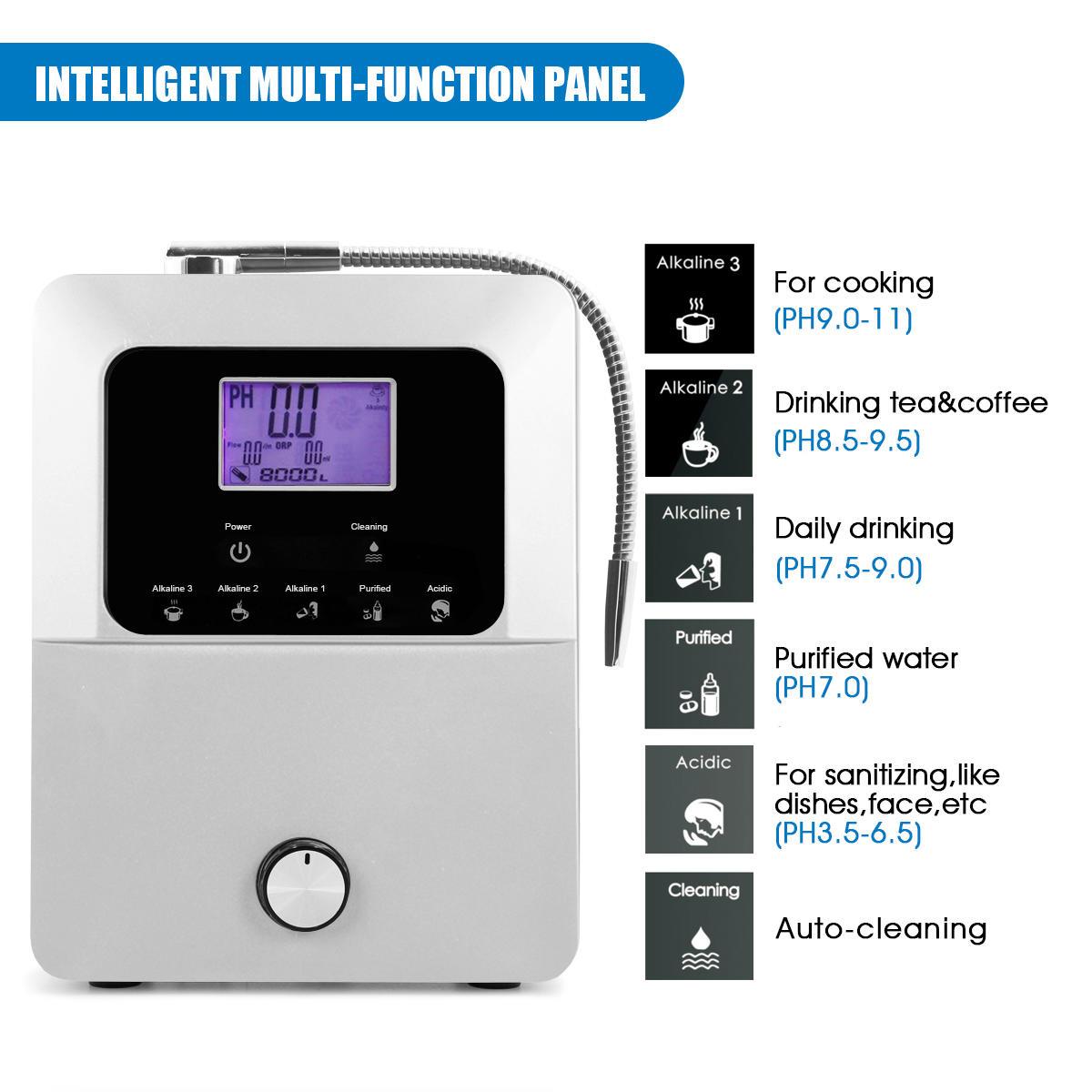 Wholesale Custom water ionizer alkaline water ionizer machine for household
