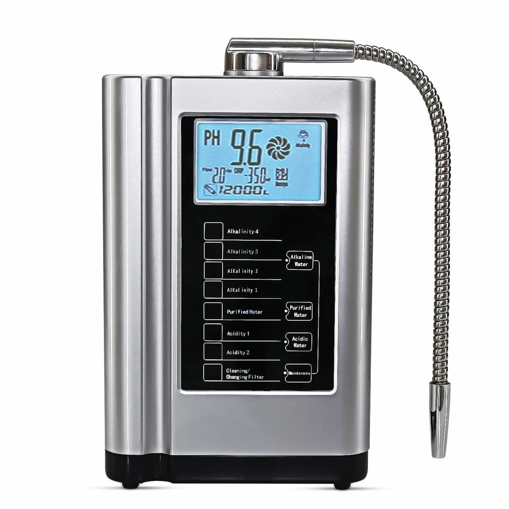 7 Plate Alkaline Electrolysis Water Ionizer electrolyzed water machine