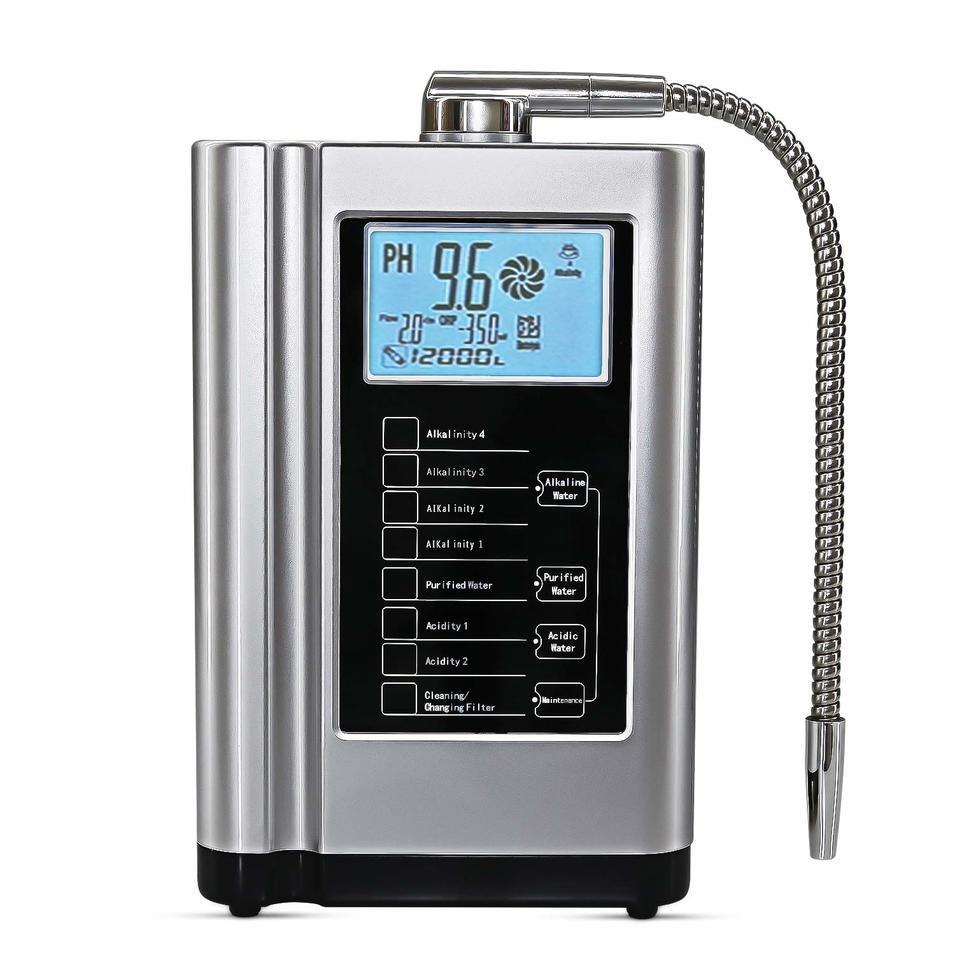 7 Plate Alkaline Electrolysis Water Ionizer electrolyzed water machine