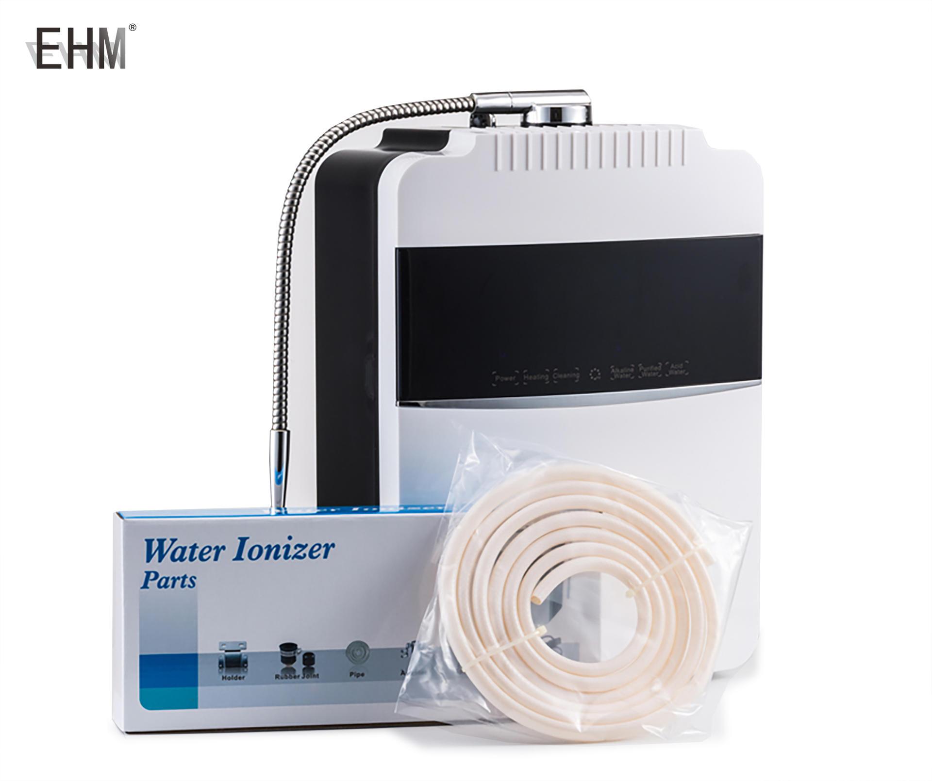 EHMwater alkaline machine with heatingsystem /water ionizer