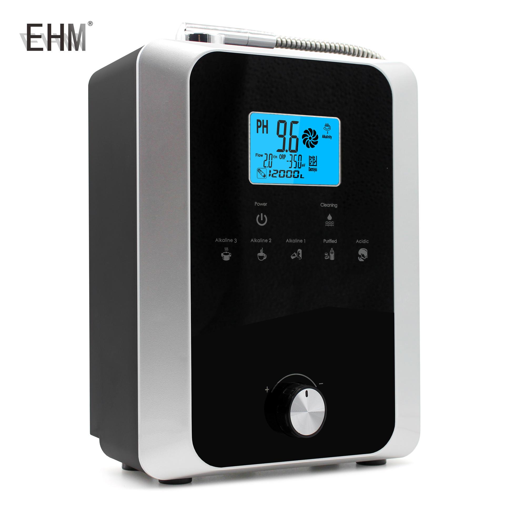 EHM Manufacturer Alkaline Water Ionizer 11 Plates