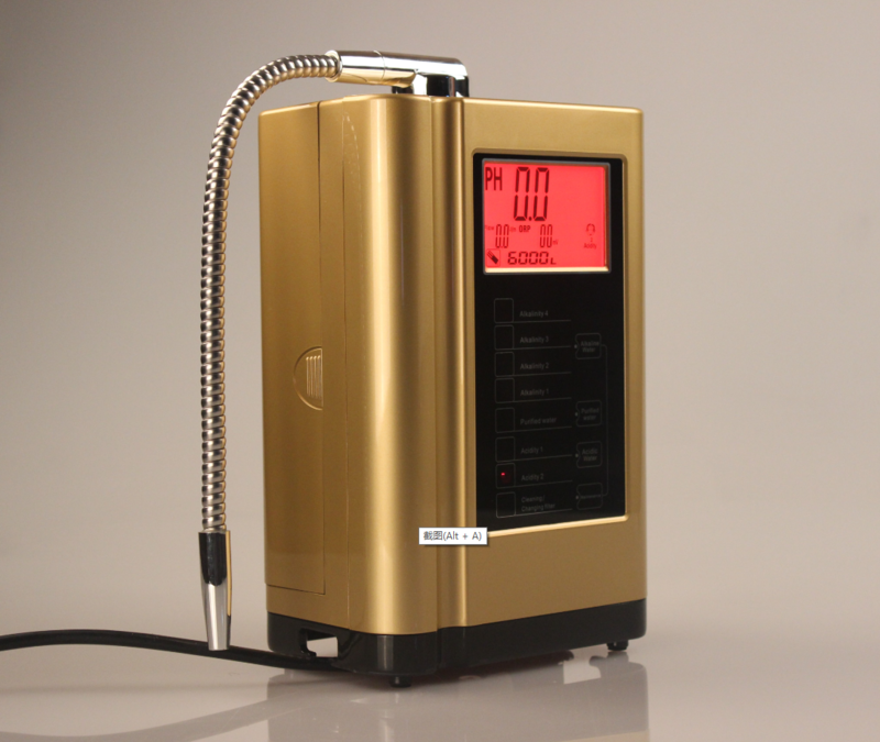 eco-friendly home use ionized alkaline water