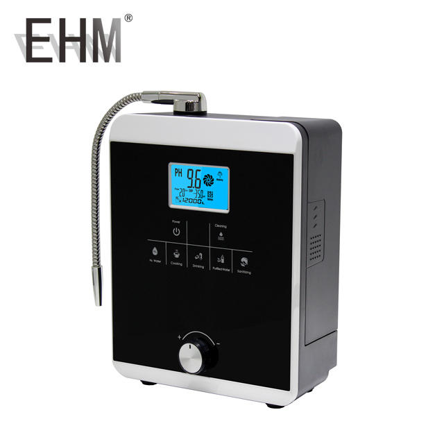 multi-functional water ionizer alkaline with 5 alkaline acidic level