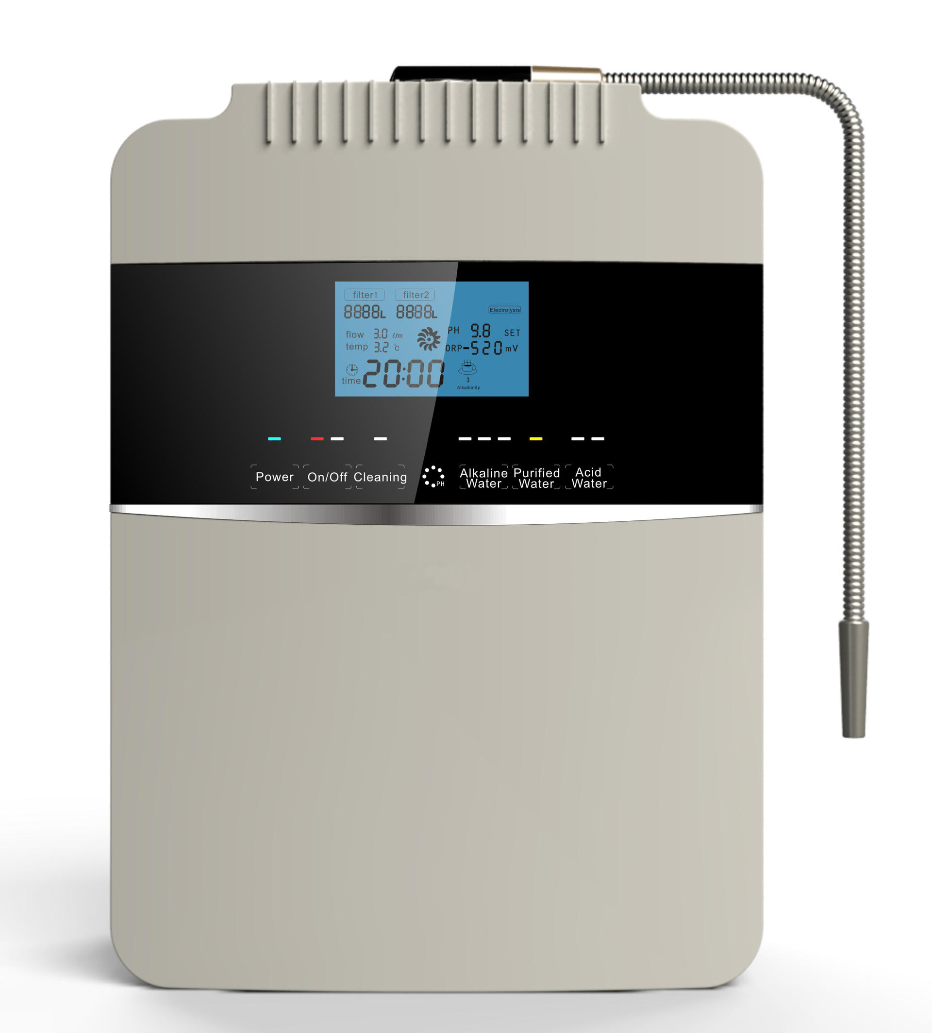Wholesale Custom Alkaline water ionizer machine