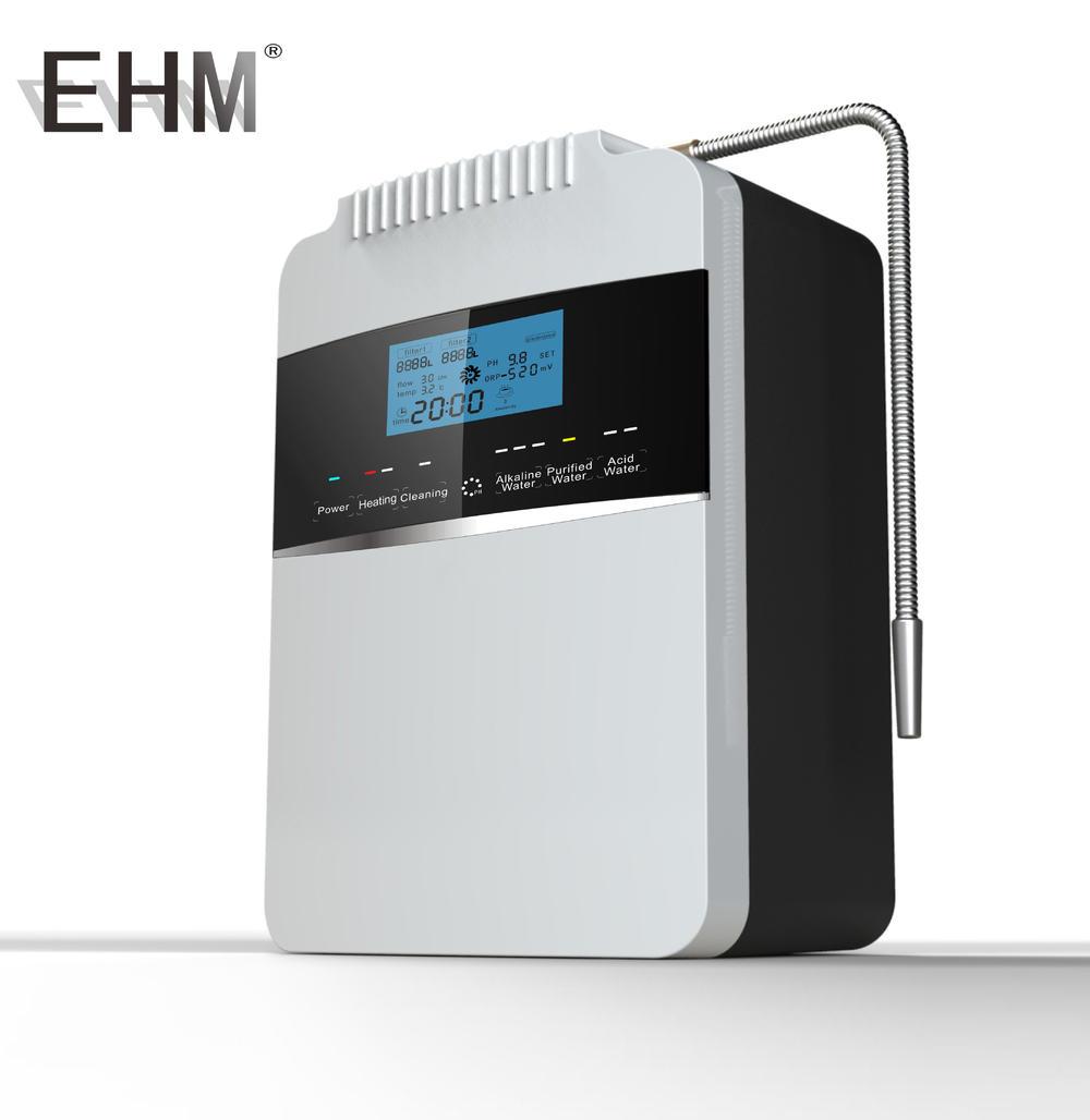 EHM System Alkaline Ionizer Kangen Water Machine