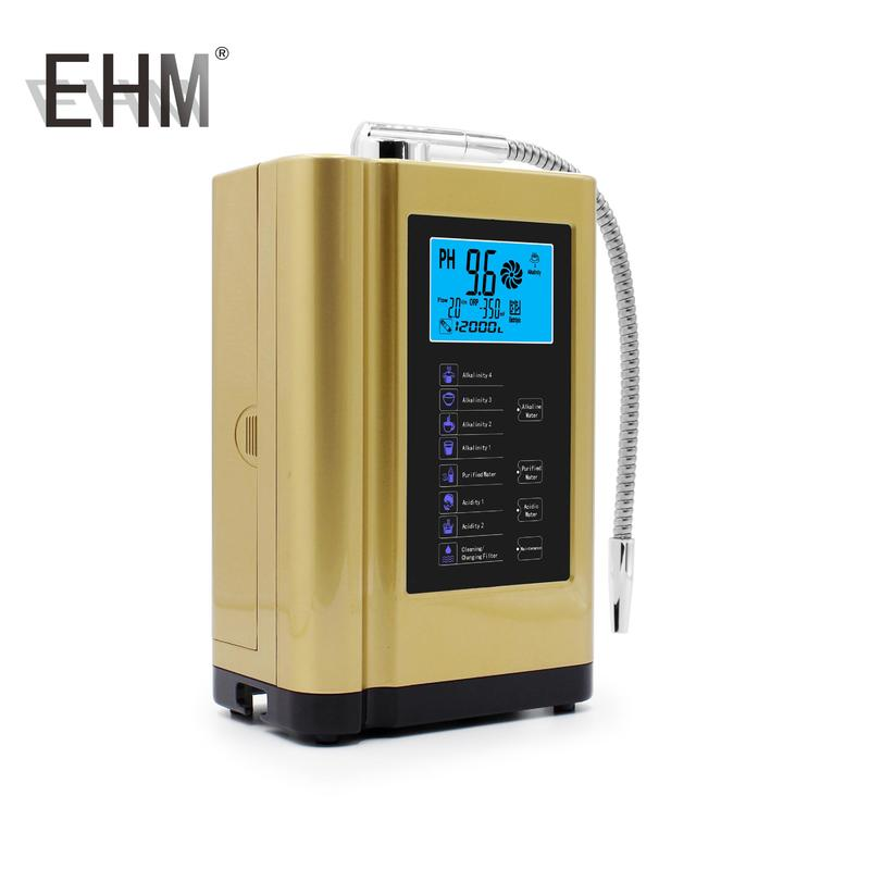 EHM high ph ionizer machine from China for office