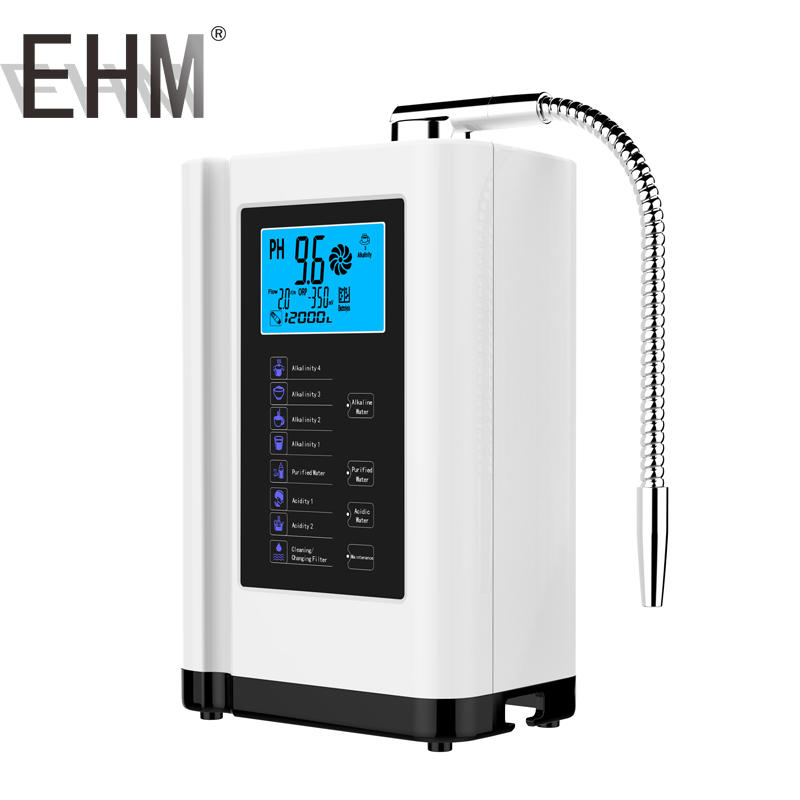 EHM Group Electrolyzed Generator Water Ion Machine